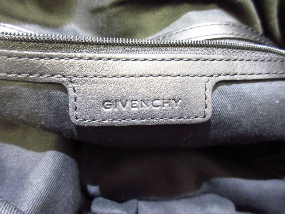 GIVENCHY(ジバンシー) ボストンバッグ