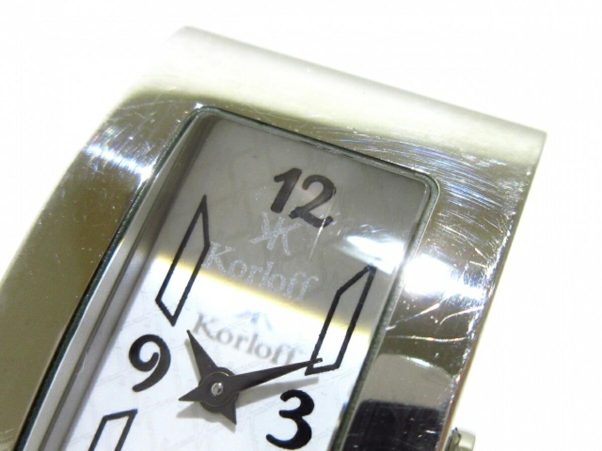 Korloff(コルロフ) 腕時計