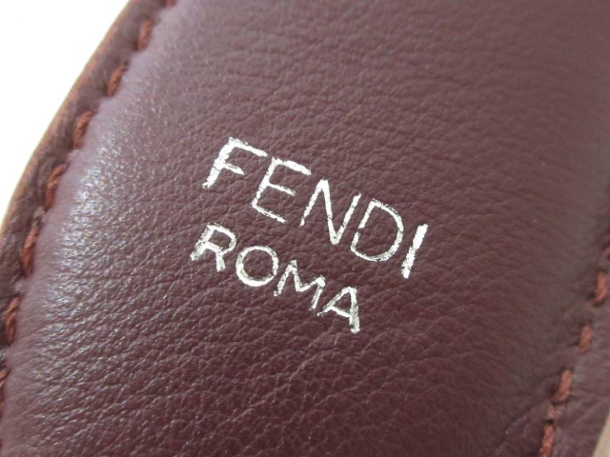 FENDI(フェンディ) ショルダーストラップ