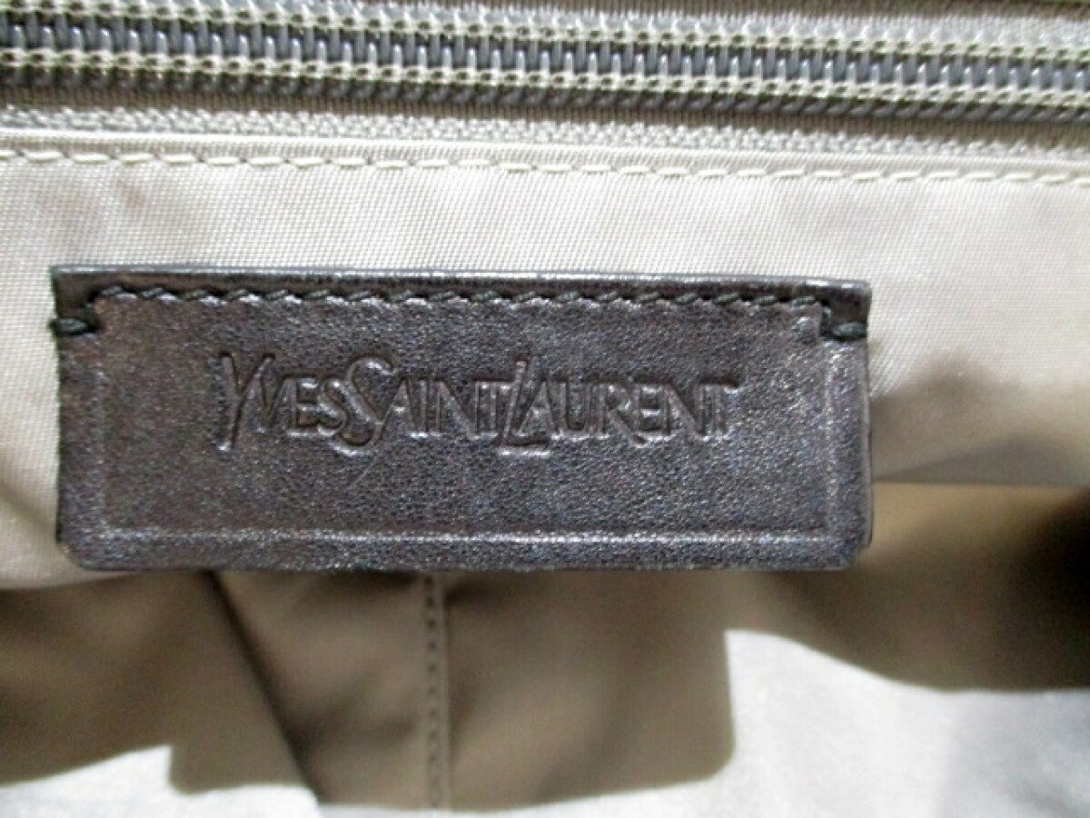 YvesSaintLaurent rivegauche (YSL)(イヴサンローランリヴゴーシュ) ボストンバッグ