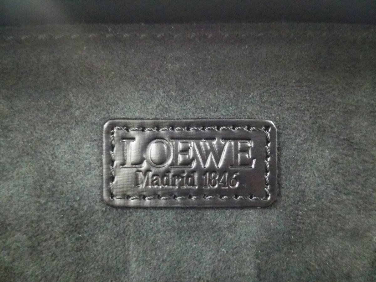 LOEWE(ロエベ) トランクケース