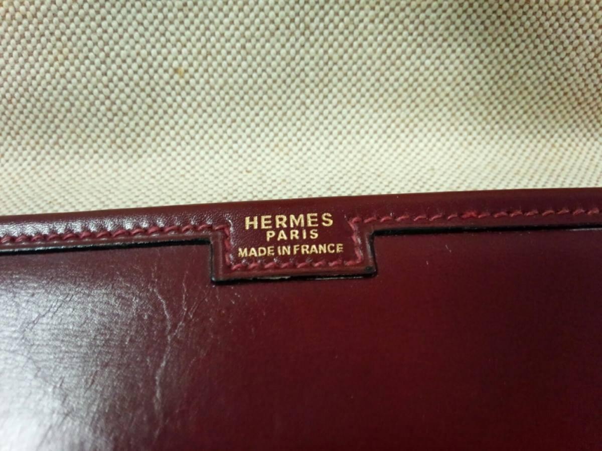 HERMES(エルメス) クラッチバッグ
