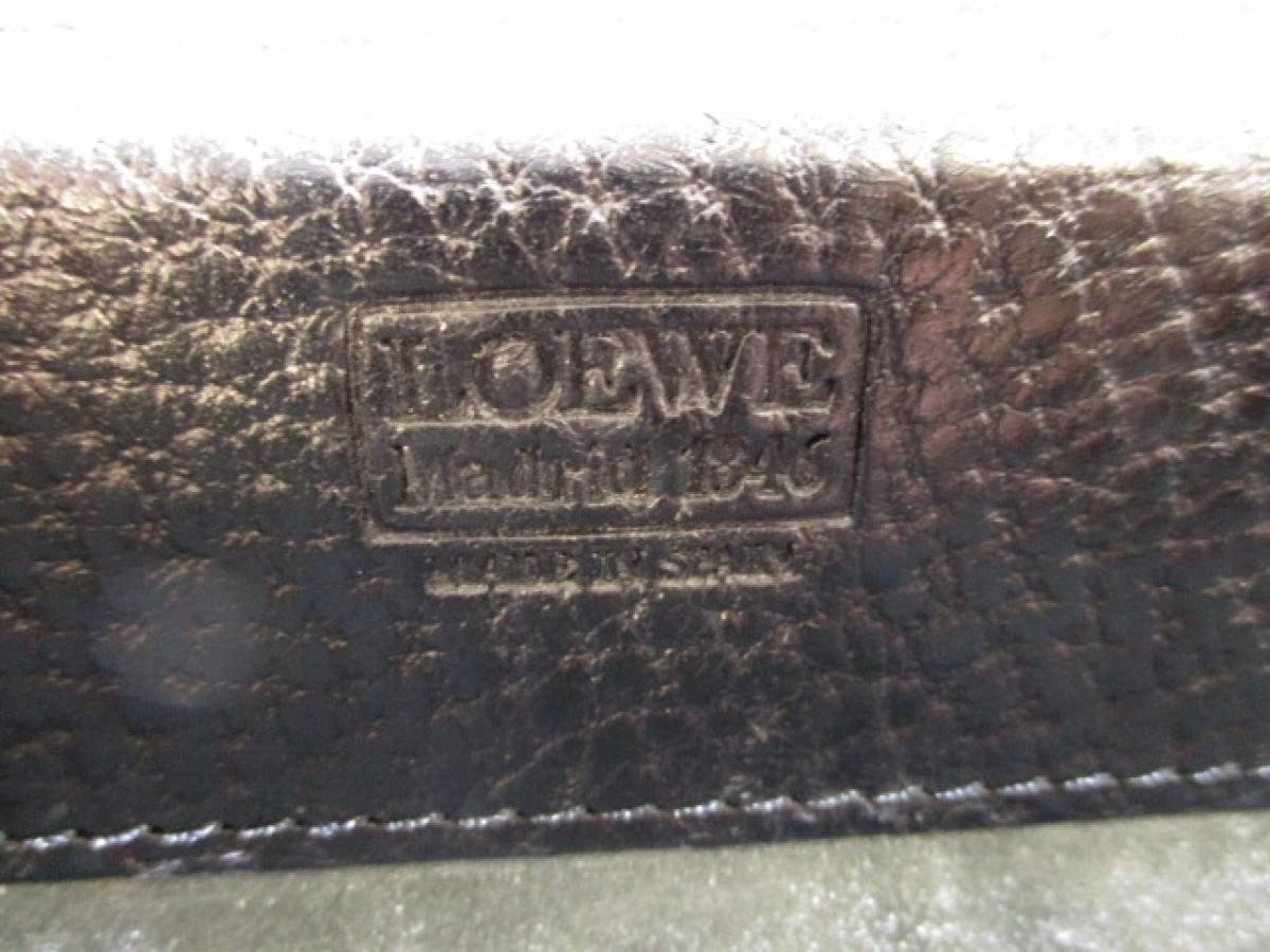 LOEWE(ロエベ) ビジネスバッグ