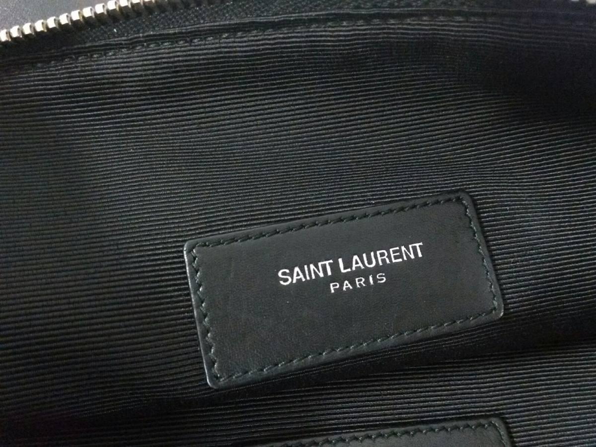 SAINT LAURENT PARIS(サンローランパリ) クラッチバッグ