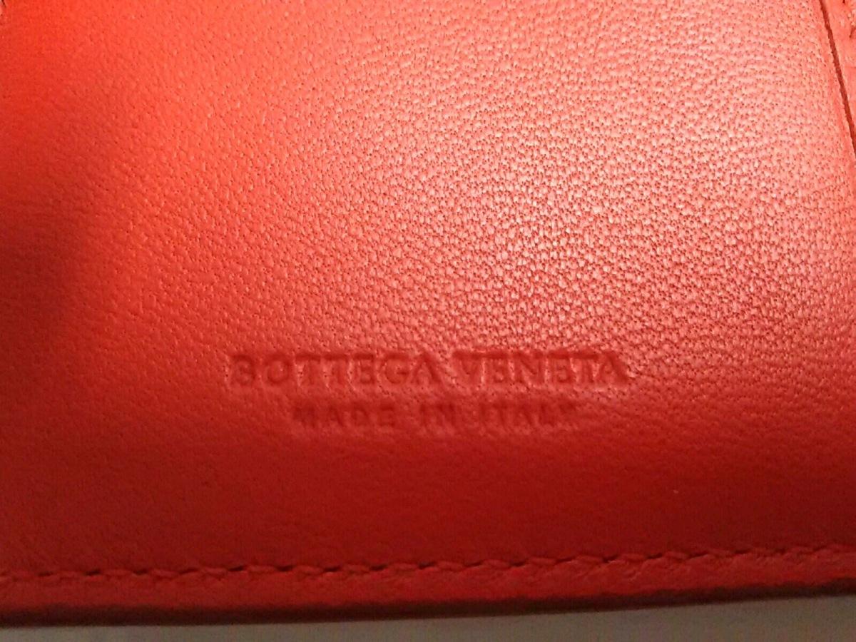 BOTTEGA VENETA(ボッテガヴェネタ) Wホック財布