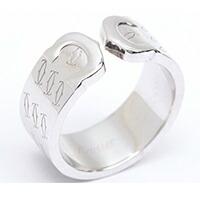 カルティエ 2Cリング xmas限定 指輪