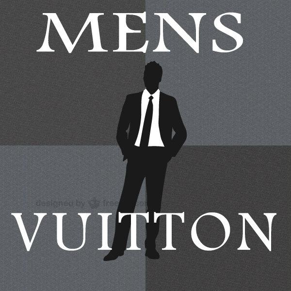 男性用ルイヴィトン