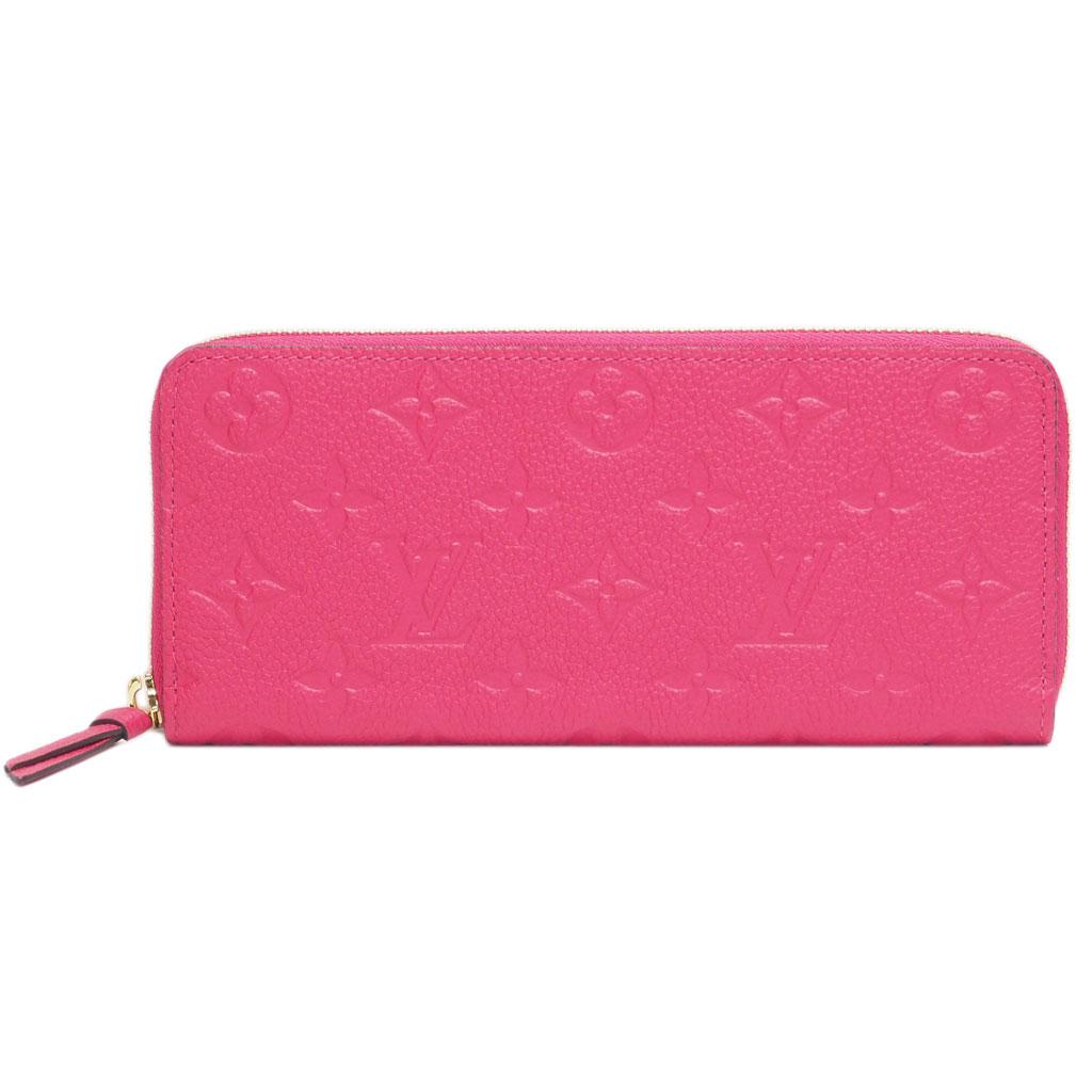 ヴィトン レディスピンク財布
