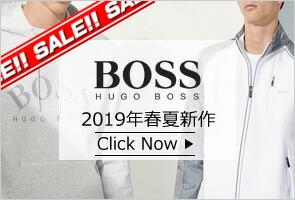 HUGO BOSS ヒューゴボス 2019年 SS 春夏 新作
