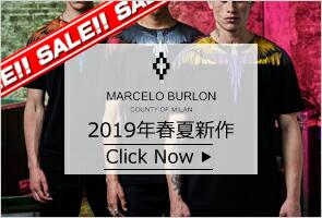 MARCELO BURLON マルセロバーロン 2019年 SS 春夏 新作