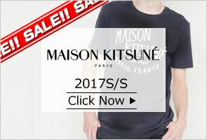 MAISON KITSUNE メゾンキツネ