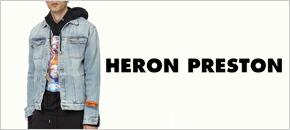 HERON PRESTON ヘロン プレストン