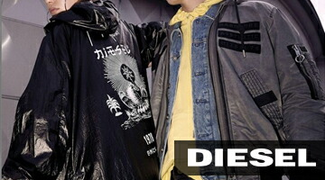 ディーゼル DIESEL 2019 SS 春夏 新作 コレクション