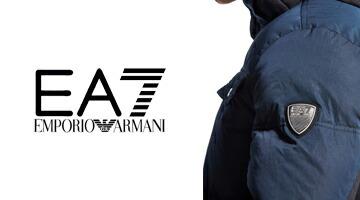 エンポリオアルマーニ EA7 EMPORIO ARMANI 2017秋冬 新作 コレクション