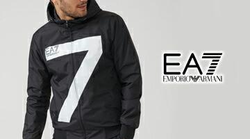 エンポリオアルマーニ EA7 EMPORIO ARMANI 2018 秋冬 AW 新作 コレクション