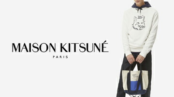 MAISON KITSUNE メゾンキツネ 2019 SS 春夏 新作 コレクション