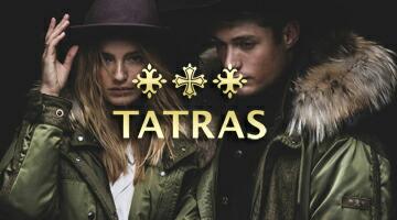 TATRAS タトラス 2018年 AW 秋冬 新作 コレクション