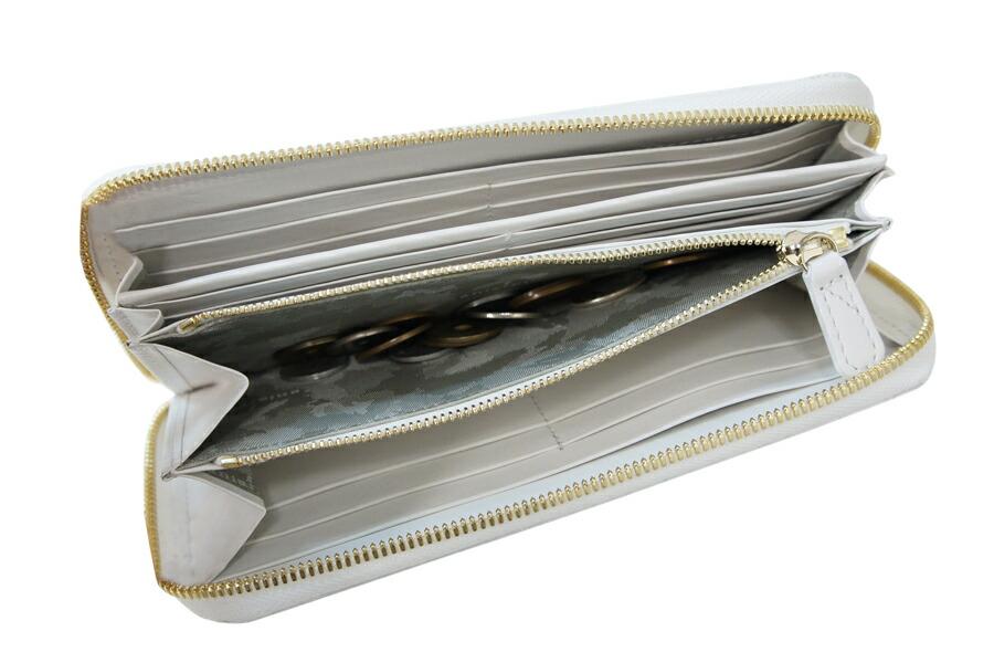 アニアリ・aniary 財布 長財布 リアルクロコレザー ラウンドファスナーウォレットL 札入れ 新色 Leather Zipper Bill Holder L 90-20002