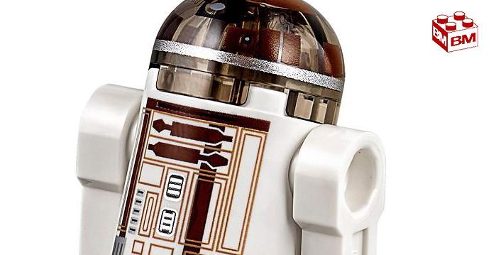 LEGO Star Wars R3-M2 40268 Polybag