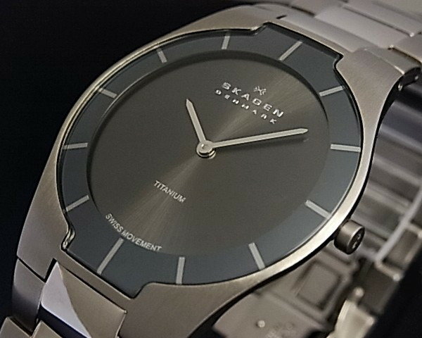 bright rakuten global market skagen x2f scar gene men watch super thin