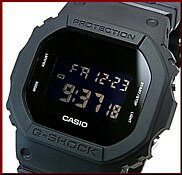 a34eaaa568805 BRIGHT  CASIO G-SHOCK Military Black men s watch black cross band ...