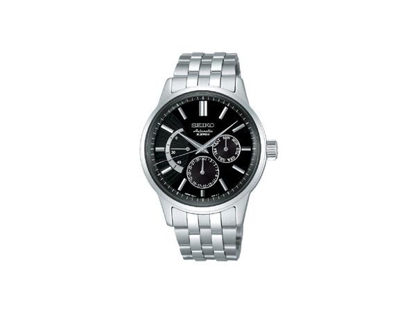 セイコー SEIKO メカニカル 自動巻 メンズ 腕時計 SARC013 国内正規 文字盤、全体