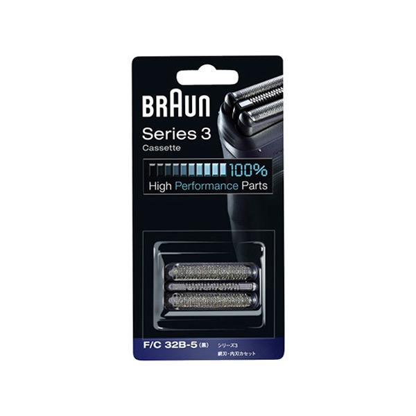 ブラウン BRAUN 髭剃り 網刃・内刃一体型カセット FC32B5