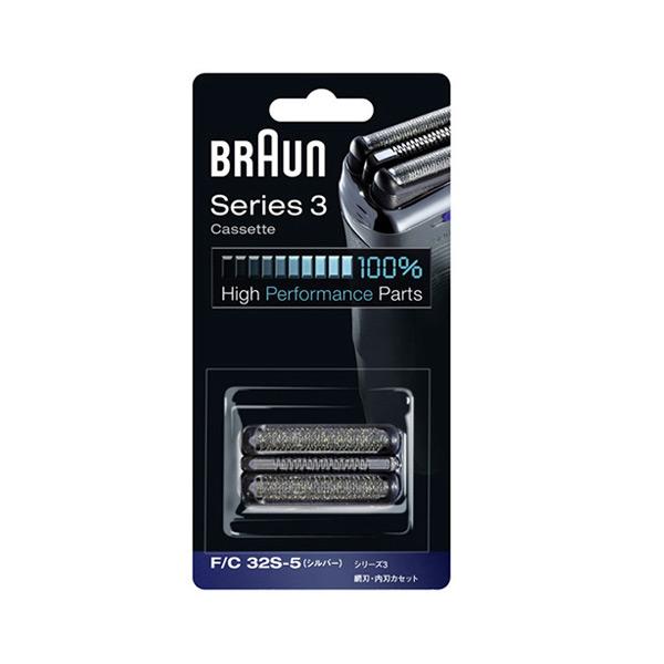 ブラウン BRAUN 髭剃り 網刃・内刃一体型カセット FC32S5