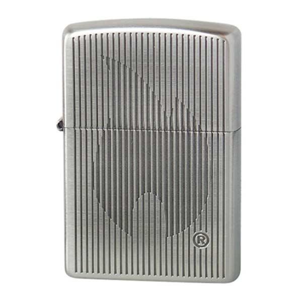 ジッポ ZIPPO ストライプ フレイム STRIPE FLAME 喫煙具 2STF-NB シルバー