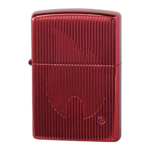 ジッポ ZIPPO ストライプ フレイム STRIPE FLAME 喫煙具 2STF-RD レッド