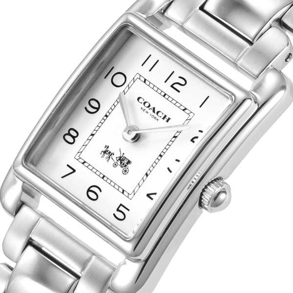 コーチ COACH ペイジ ブレスレット レディース 腕時計 CO14502015 シルバー
