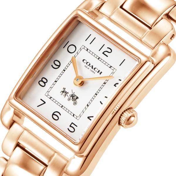 コーチ COACH ペイジ ブレスレット レディース 腕時計 CO14502024 ローズ