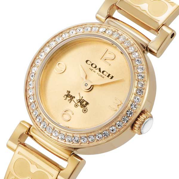 【送料無料】コーチ COACH マディソン ファッション レディース 腕時計 CO14502202 ゴールド