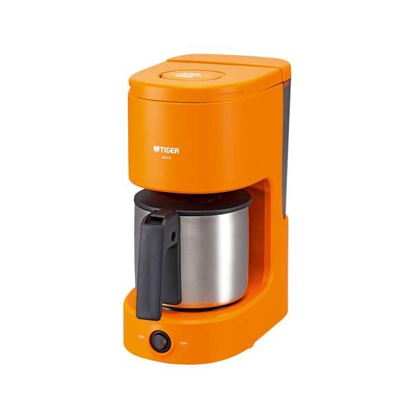 タイガー TIGER コーヒーメーカー ステンレスサーバー ACC-S060D オレンジ