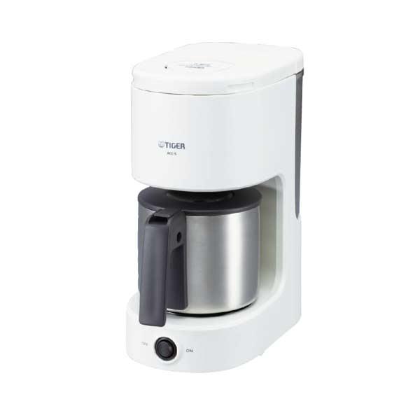 タイガー TIGER コーヒーメーカー ステンレスサーバー ACC-S060W ホワイト