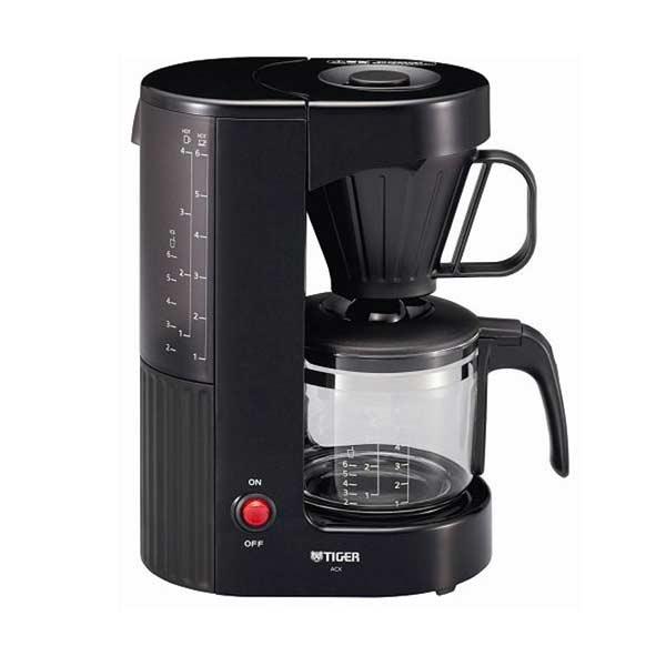 タイガー TIGER コーヒーメーカー ACX-A060KQ 0.81L カフェブラック