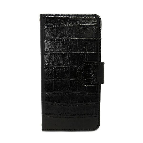 ロダニア RODANIA アイフォン6用 スマホケース 手帳型 I6CS-552 ブラック
