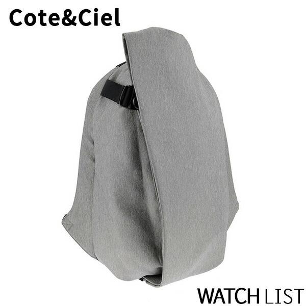 コートエシエル COTE&CIEL メンズ バックパック/リュック 25145-GRY グレー