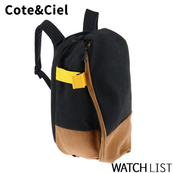 コートエシエル COTE&CIEL メンズ バックパック/リュック 28025-BLK ブラック