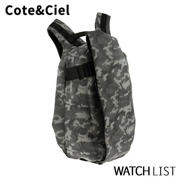 コートエシエル COTE&CIEL メンズ バックパック/リュック 28062-SGY カモフラージュ