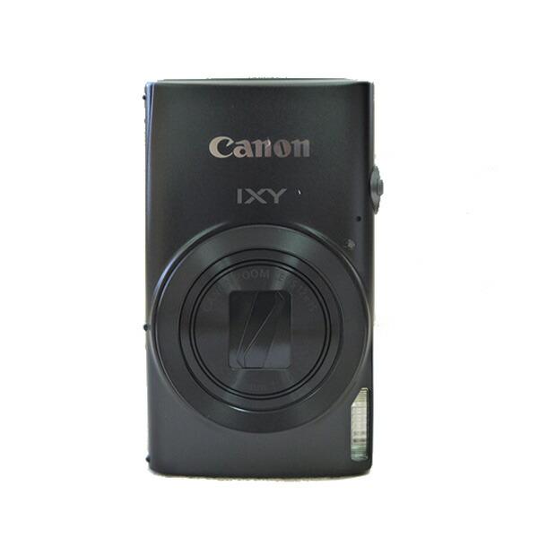 キャノン CANON コンパクトデジタルカメラ IXY170-BK ブラック