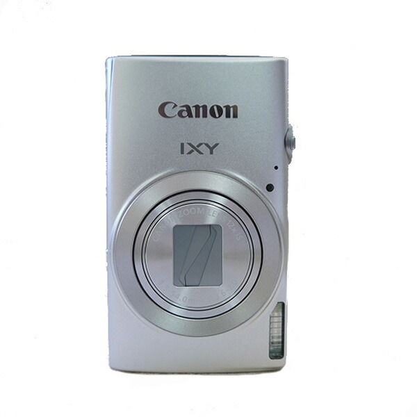 キャノン CANON コンパクトデジタルカメラ IXY170-SL シルバー
