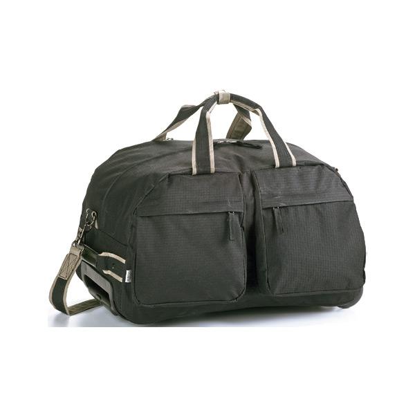 ヴァレンチノヴィスカーニ メンズ ボストンバッグ トロリーケース 15174 ブラック