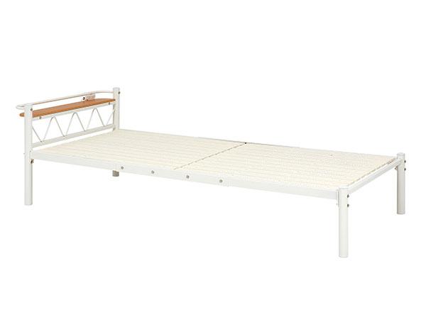 BED シングルベッド KH-3704-IV 【代引不可】