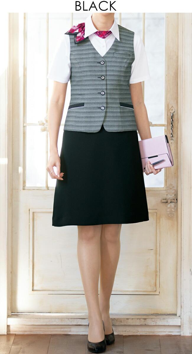 薄手素材で春夏にピッタリのAラインスカート*春夏仕様