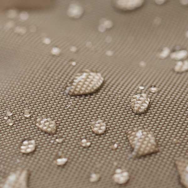 雨にも負けず撥水加工