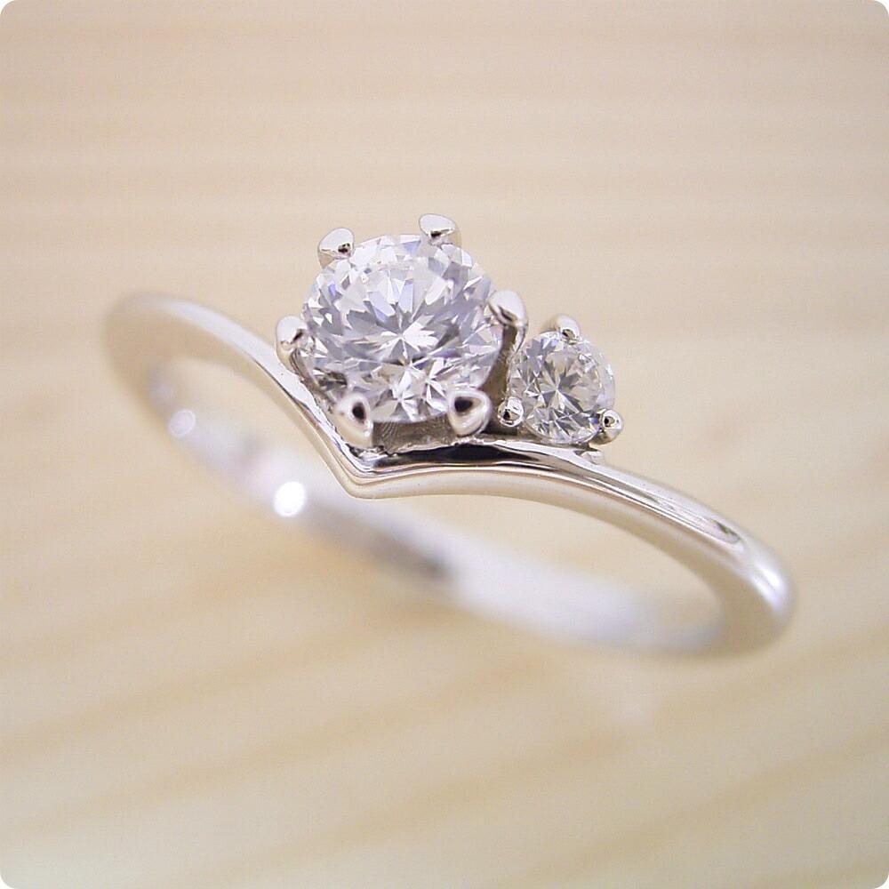 店長の特別な婚約指輪