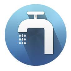 刃と先端部の水洗い可能