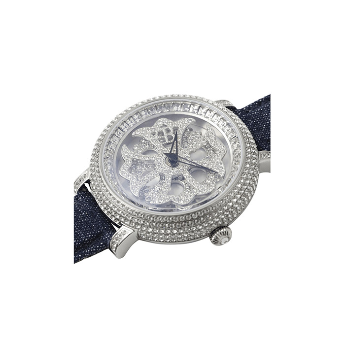 brillamico lily40mm indigo フェイス サイド