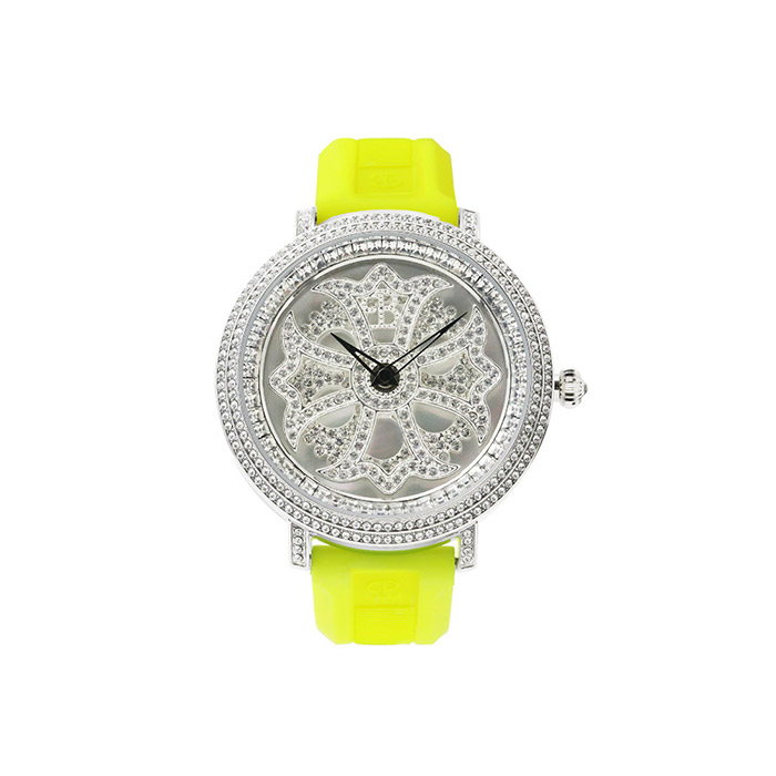 brillamico lily46mm yellow 正面